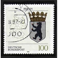 Buy German Used Scott #1701 Catalog Value $.70