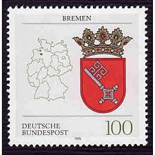 Buy German MNH Scott #1703 Catalog Value $1.50