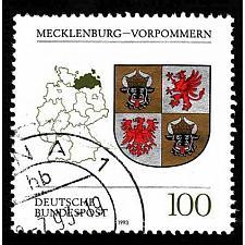 Buy German Used Scott #1706 Catalog Value $.70
