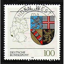 Buy German Used Scott #1710 Catalog Value $.70