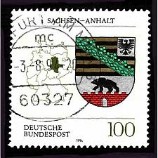Buy German Used Scott #1712 Catalog Value $.70