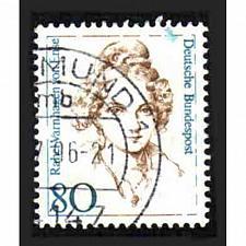 Buy German Used Scott #1723 Catalog Value $.45