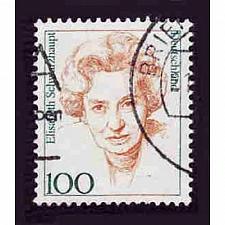 Buy German Used Scott #1724 Catalog Value $.65