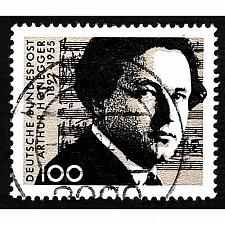 Buy German Used Scott #1736 Catalog Value $.70