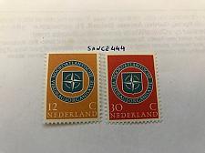 Buy Netherlands NATO 1959 mnh
