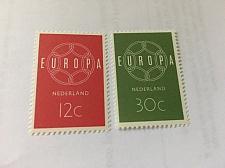 Buy Netherlands Europa 1959 mnh