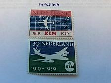 Buy Netherlands KLM mnh 1959