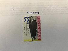 Buy Netherlands Willem Drees 1986 mnh