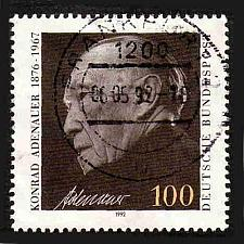 Buy German Used Scott #1739 Catalog Value $.50