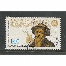 Buy German Used Scott #1742 Catalog Value $1.00