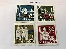 Buy Netherlands Independence anniversary mnh 1963