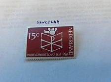 Buy Netherlands Bible association mnh 1964