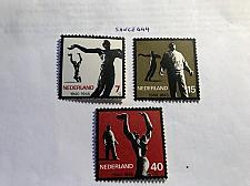 Buy Netherlands Resistance mnh 1965