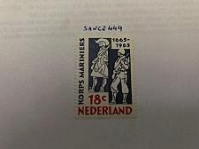 Buy Netherlands Marine soldiers mnh 1965