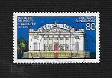 Buy German Used Scott #1757 Catalog Value $.40
