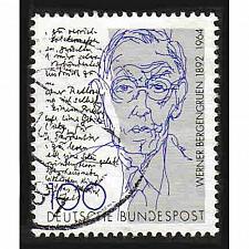 Buy German Used Scott #1761 Catalog Value $.40