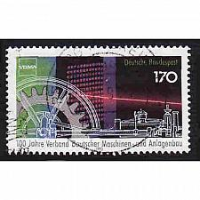 Buy German Used Scott #1765 Catalog Value $1.00