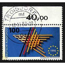 Buy German Used Scott #1766 Catalog Value $.40