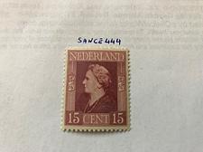 Buy Netherlands Queen 15c mnh 1944
