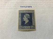 Buy Netherlands Queen 12 1/2c mnh 1944