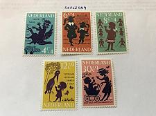 Buy Netherlands Child Welfare mnh 1963