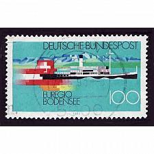 Buy German Used Scott #1786 Catalog Value $.40