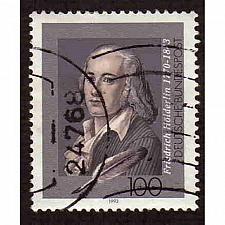 Buy German Used Scott #1791 Catalog Value $.50