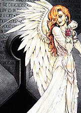 Buy Ignorance is Bliss #84 - Linsner 1995 Fantasy Art Trading Card