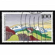 Buy German Used Scott #1795 Catalog Value $.75