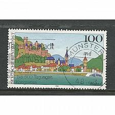 Buy German Used Scott #1798 Catalog Value $.75