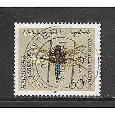 Buy German Used Scott #1671 Catalog Value $.60