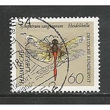 Buy German Used Scott #1673 Catalog Value $.60