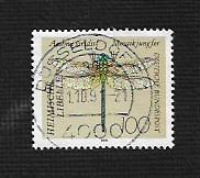 Buy German Used Scott #1677 Catalog Value $.75
