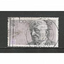 Buy German Used Scott #1681 Catalog Value $.45