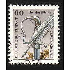 Buy German Used Scott #1685a Catalog Value $1.25