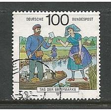 Buy German Used Scott #1687 Catalog Value $.45