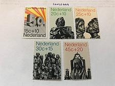 Buy Netherlands Sculptures mnh 1971