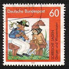 Buy German Used Scott #1689 Catalog Value $.45