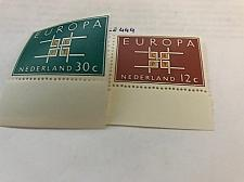 Buy Netherlands Europa 1963 mnh