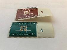 Buy Netherlands Europa 1963 mnh #2