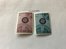 Buy Netherlands Europa 1967 mnh