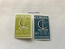 Buy Netherlands Europa 1966 mnh