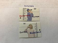 Buy Netherlands Europa 1989 mnh