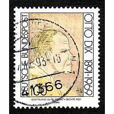 Buy German Used Scott #1693 Catalog Value $.45