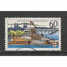 Buy German Used Scott #1696 Catalog Value $.50