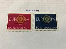Buy Netherlands Europa 1960 mnh