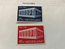 Buy Netherlands Europa 1969 mnh