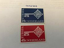 Buy Netherlands Europa 1968 mnh