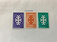Buy Netherlands Anti cancer mnh 1969