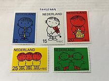 Buy Netherlands Child welfare Dick Bruna mnh 1969